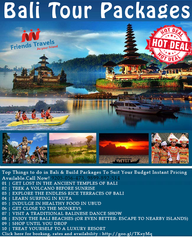 Pin By Friends Travels On Bali Tour Packages Bali Tour Packages