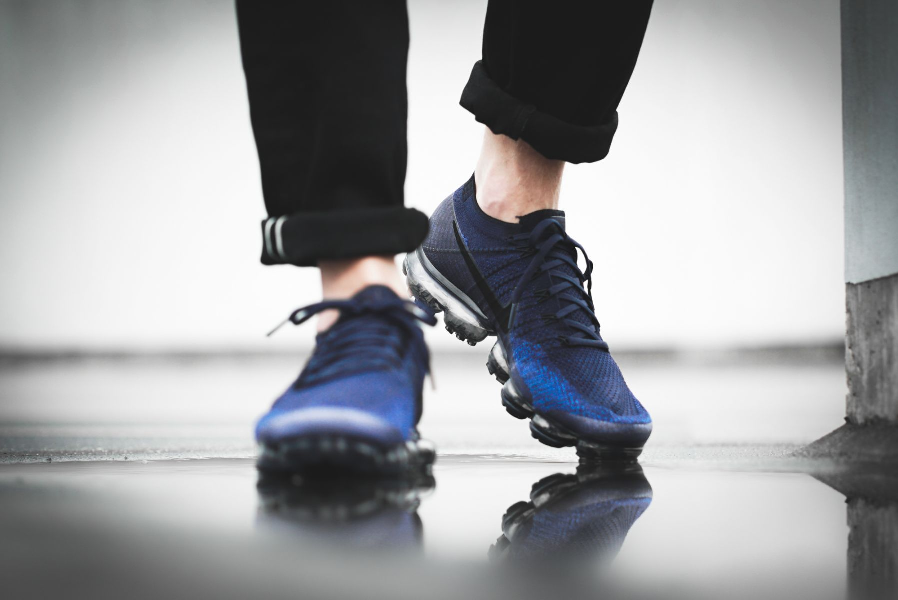 f51540ba38f ... Nike Air VaporMax (849558-400) Collegiate Navy New Arrival  solecollector dailysole ...