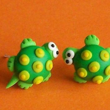 Schildkröte Ohrstecher