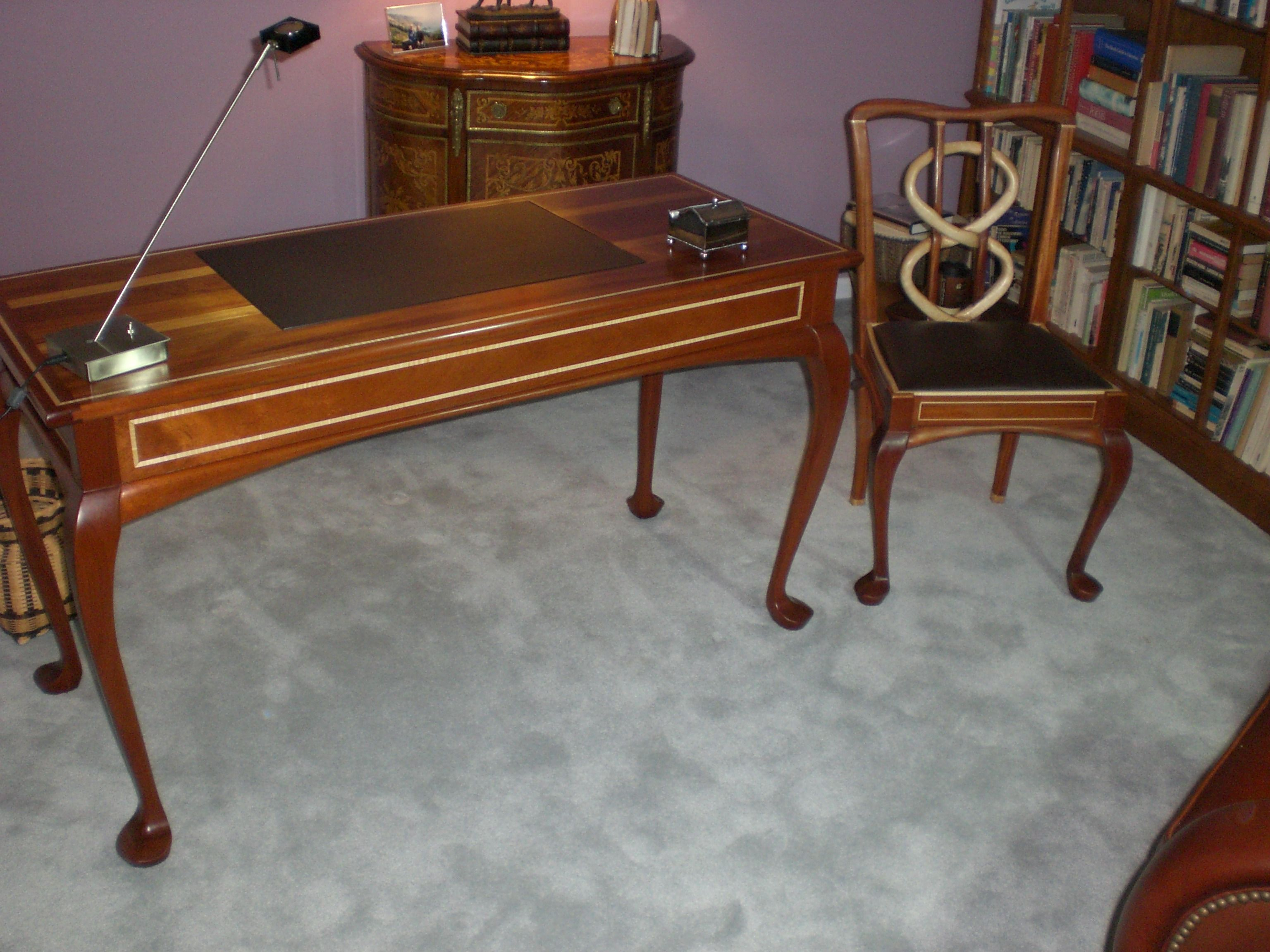 Writing desk and chair (With images) My furniture