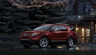 2015 Ford Explorer Color Chart >> Ford Explorer To Feature Rear Wheel Platform Http Keywestford Com
