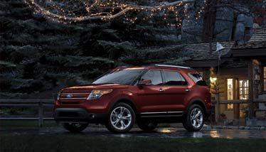 2015 Ford Explorer Color Chart >> Ford Explorer To Feature Rear Wheel Platform Http Keywestford
