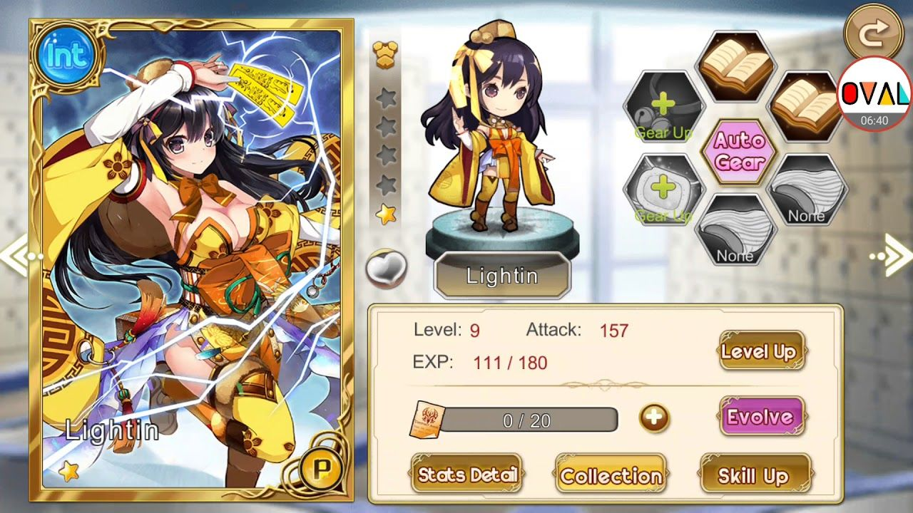 Girls x battle level 12 13 14 15 16 mobile anime game