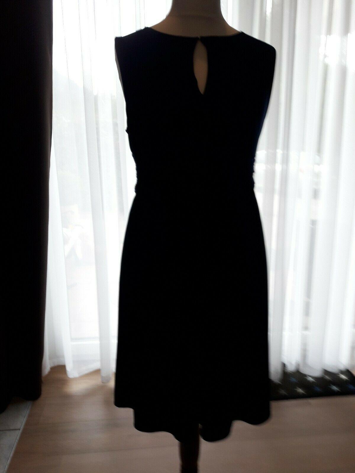 Kleid Ashley Brooke 14 blau Party festlich Weihnachten - Festliche
