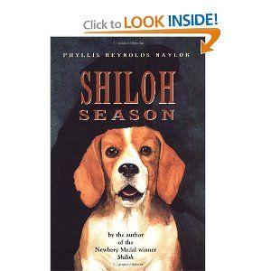 Shiloh Season Shiloh Book Shiloh Childrens Books