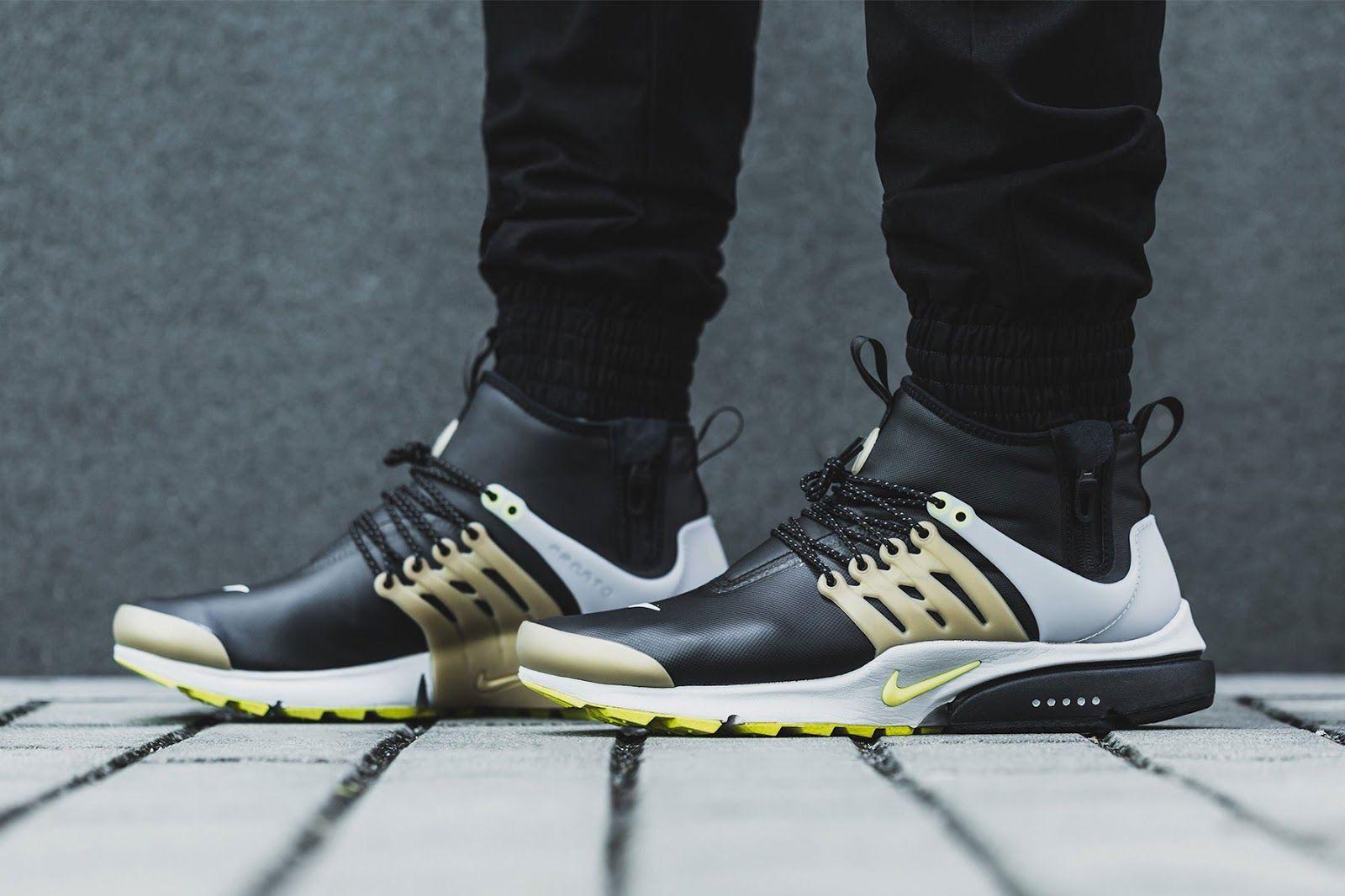 Air, Presto, Mid ,Utility, NIKE,shoes ,sneaker ,sneakers ,