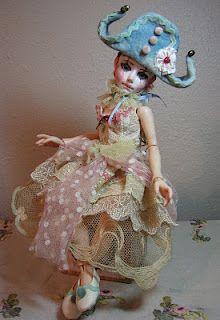 Art Doll by Kori Leppart Butts
