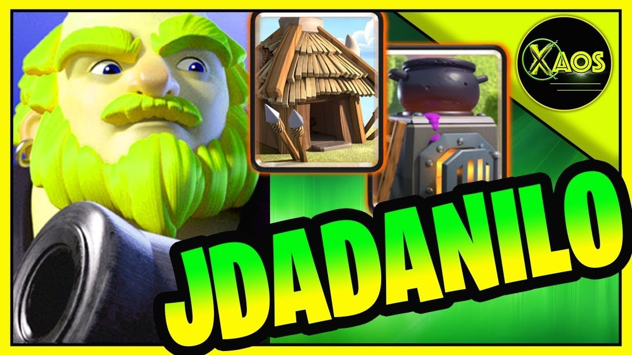 The Ultimate Royal Giant Spawner Deck With Jdadanilo Clash Royale Clash Royale Clash Of Clans Troops Nintendo Ds Pokemon