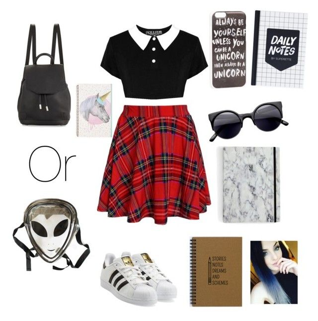 """""""Untitled #28"""" by sweetchecks-1 on Polyvore featuring adidas Originals, rag & bone and JFR"""