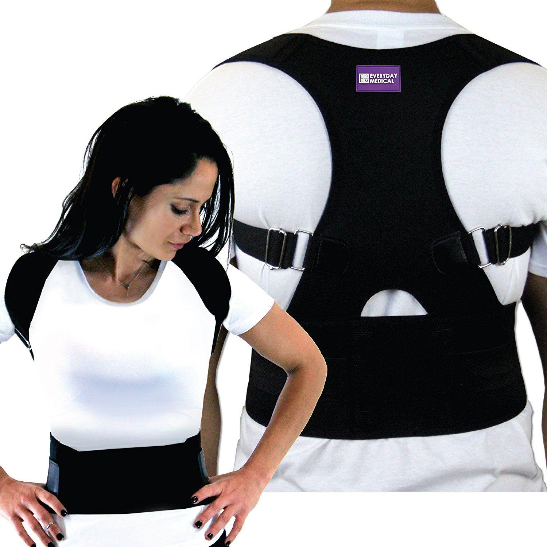 Body Shapers Femme Sports Tank Tops Pour La Musculation Minceur Posture Correcteur