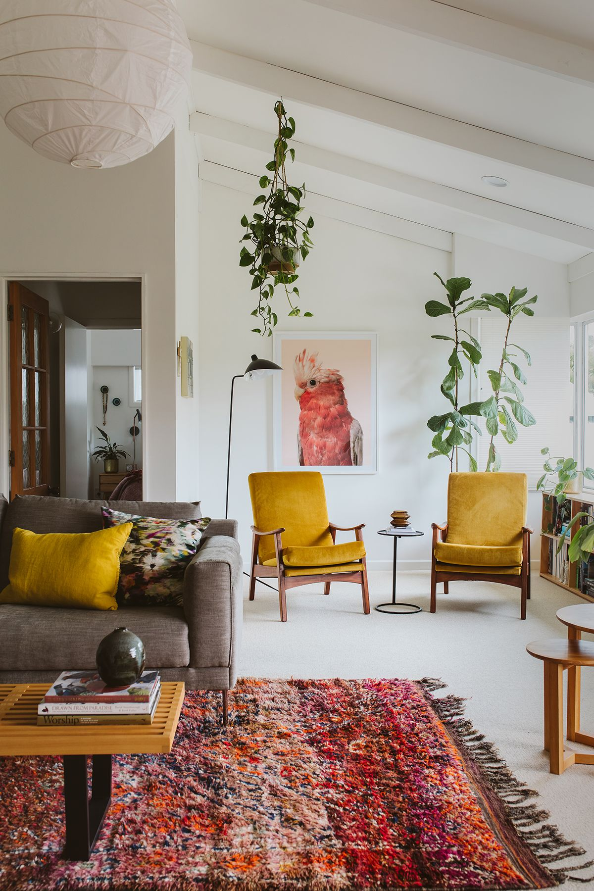 Caution These 6 Yellow Living Room Accent Ideas Are Too Hot To Handle Hunker Living Room Designs Living Decor House Interior Living room surrealsim realism