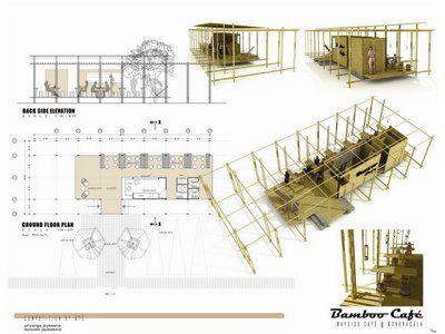 Project Bamboo Cafe Monaragala Published In Slia Magazine 2008