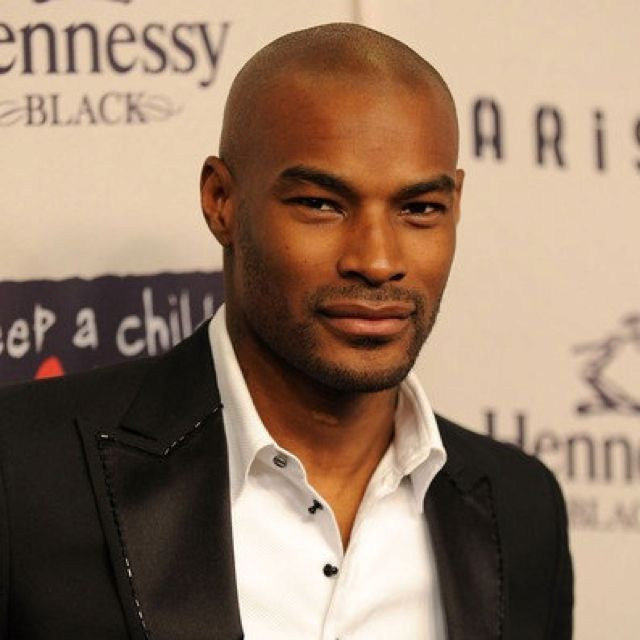 The Hottest Celebs Out & About | Tyson beckford, Bald with