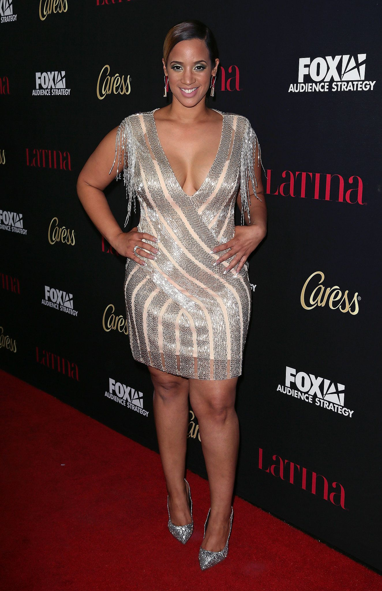 dascha polanco emmy dress