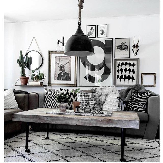 le style ethnique chic salon lounge pinterest. Black Bedroom Furniture Sets. Home Design Ideas