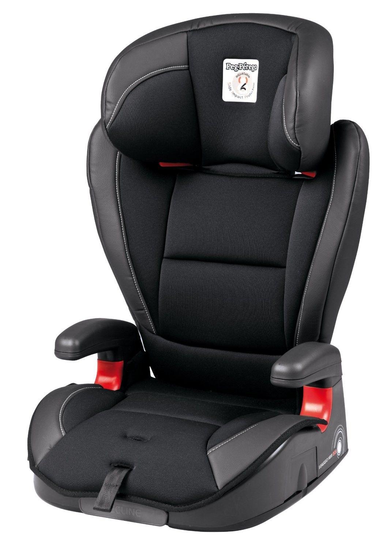 Peg Perego Primo Viaggio HBB 120 Booster Car Seat - Licorice (Black ...