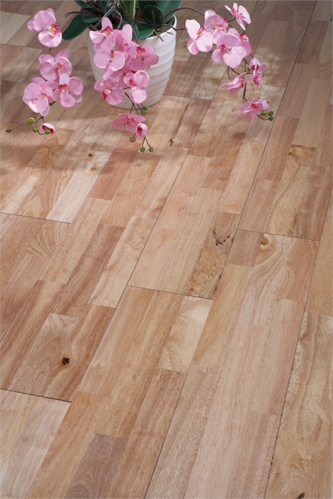 Our Exquisite Engineered Parawood Flooring Makes A Wonderful