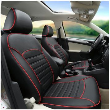 PU Leather Cushion Set Car Seat Covers Automotive For ROVER 75 MG TF MG3 6