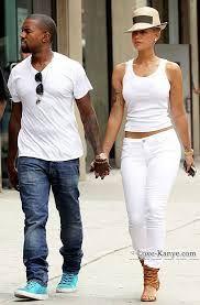 Amber Rose And Kanye West Google Search Kanye And Amber Rose Kanye West Style Happy Hour Outfit Summer