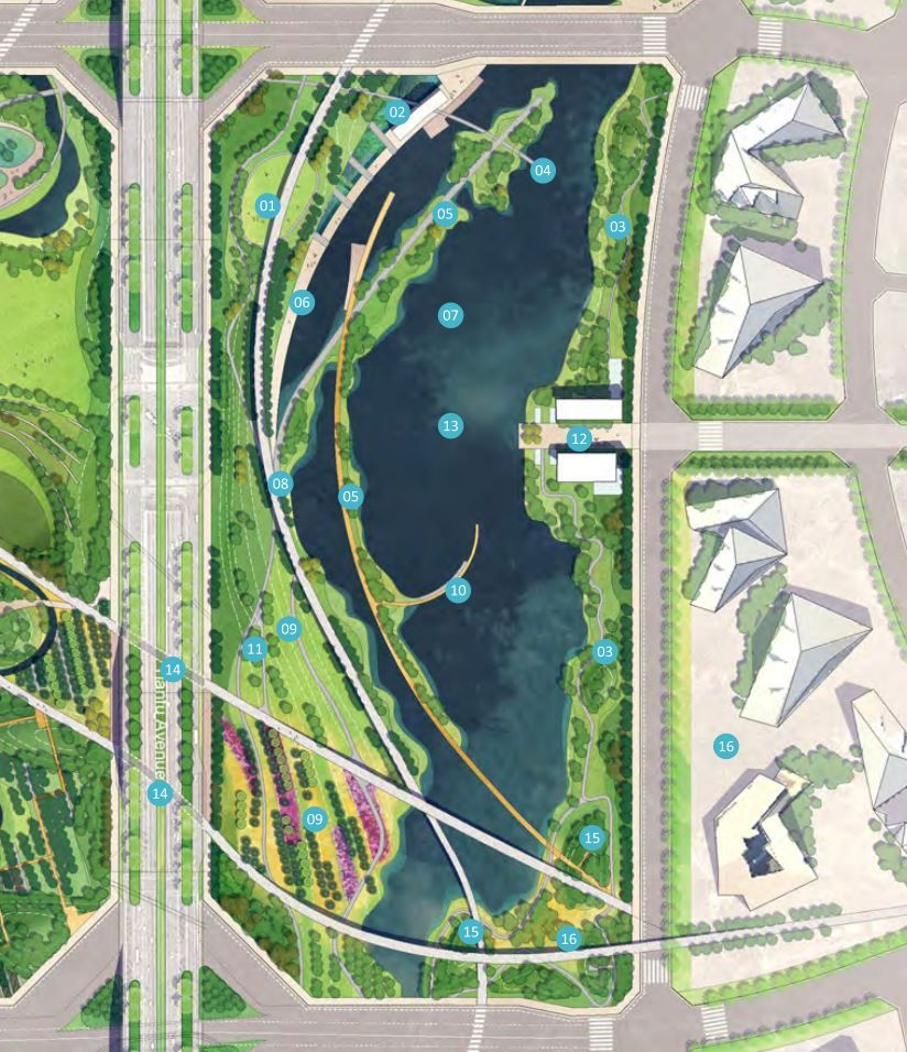 Landscape plans image by KIRA TENG on MASTER PLAN