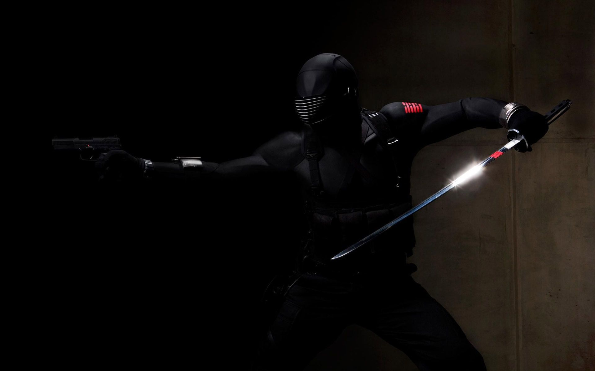 Snake Eyes Wallpaper