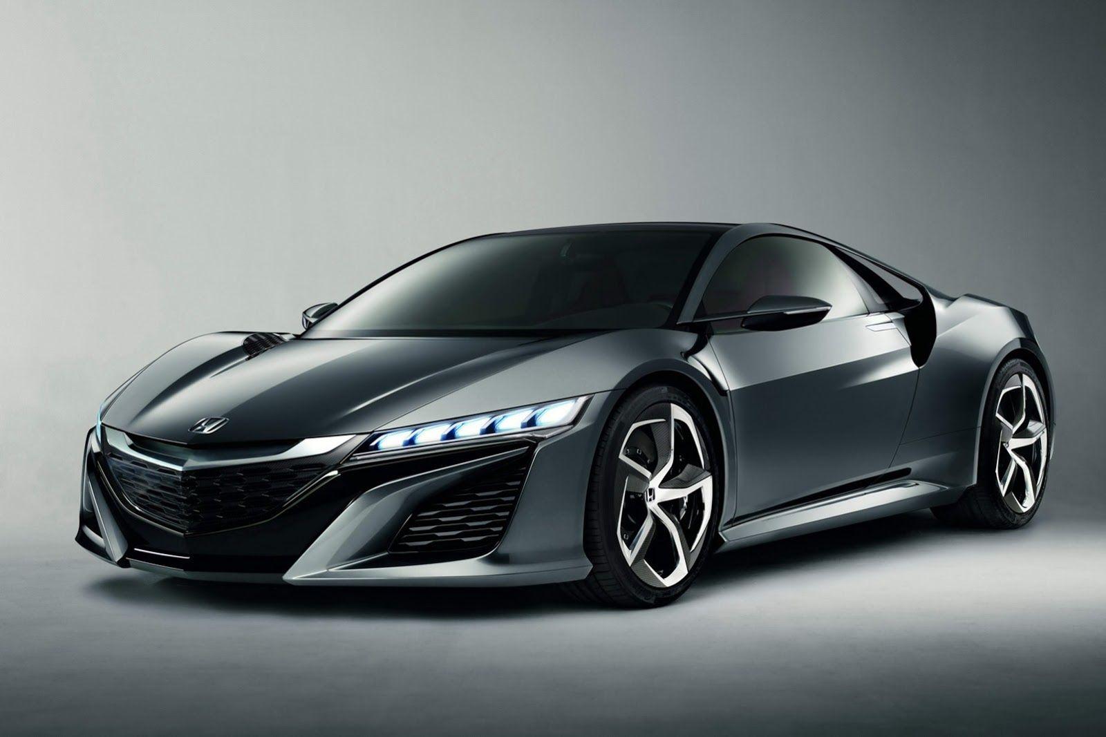 Bon 2015 Acura NSX Concept Car Design Get Your Wallet Ready. Check Your Car  Insurance.