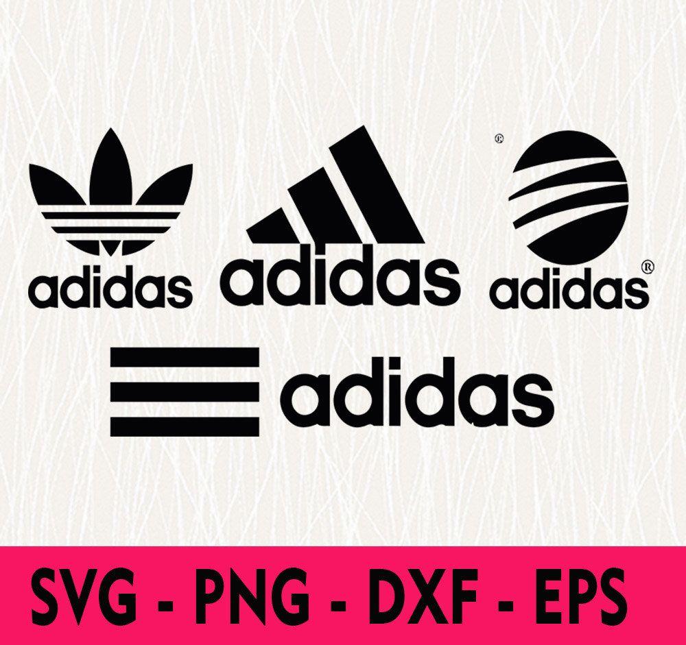 Pin on adidas svg file