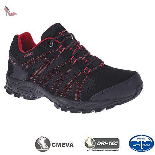 Chaussures Hi-Tec noires homme 2ktCm