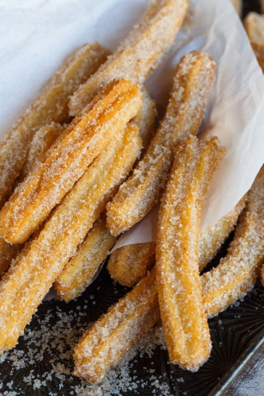 Homemade Churros - Only the yummiest