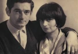 Agnes Varda and Jacques Demy