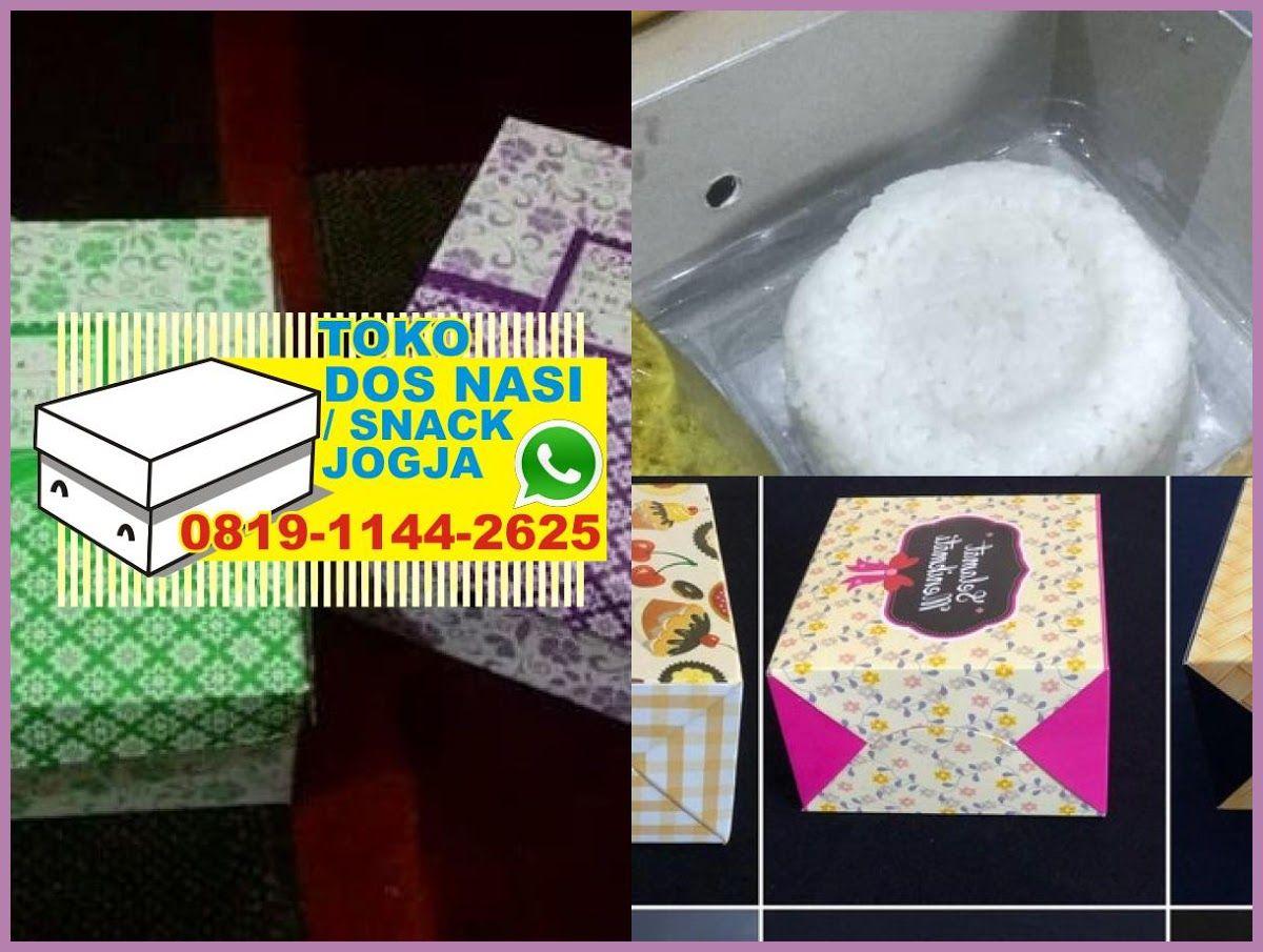 Kotak Snack Murah O819.1144.2625 (WA) Kotak, Nasi, Kardus
