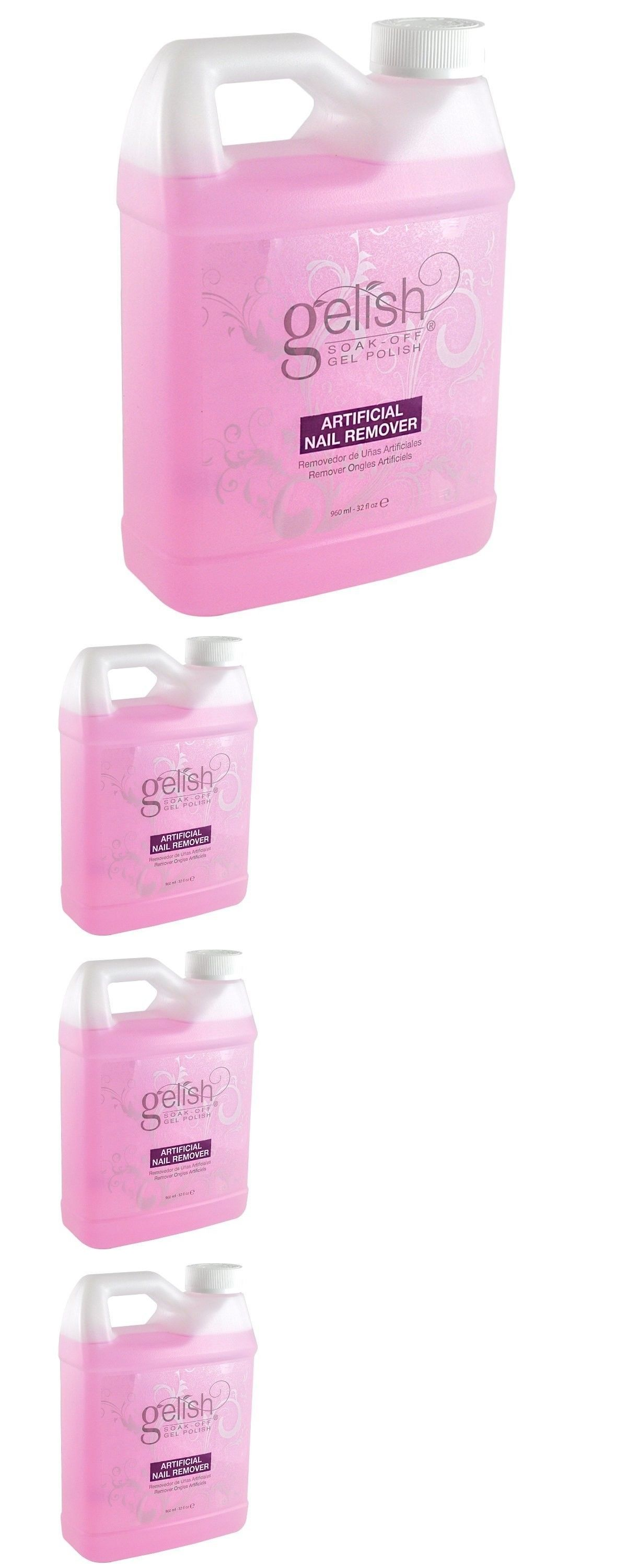 Nail Polish Remover: Gelish Artificial Nail Remover Ideal To Remove ...