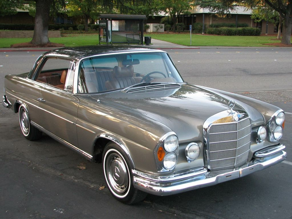 1960 39 s mercedes benz 280 se mercedes benz germany for Mercedes benz sedans
