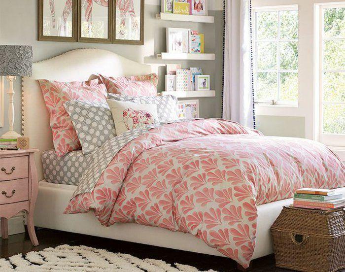 deco chambre fille ado. Black Bedroom Furniture Sets. Home Design Ideas
