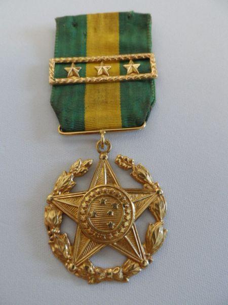 Medalha Militar Criada Pelo Decreto Nº 4 238 De 15 De Novembro