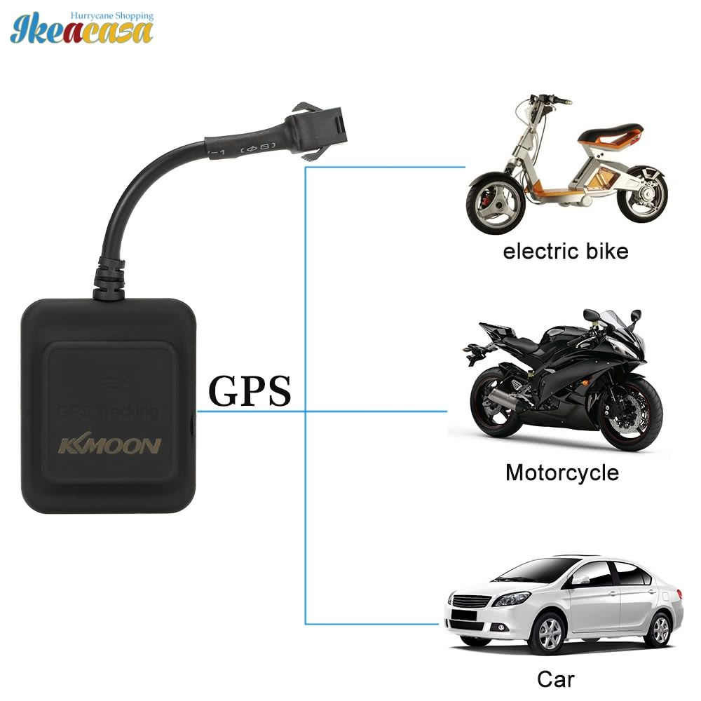 2g 3g 4g Gps Real Time Tracker Car Electric Bike Elektrisches