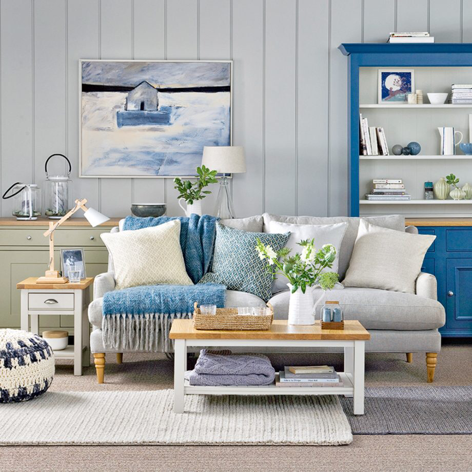 Coastal Living Rooms To Recreate Carefree Beach Days: Coastal Living Rooms To Recreate Carefree Beach Days в