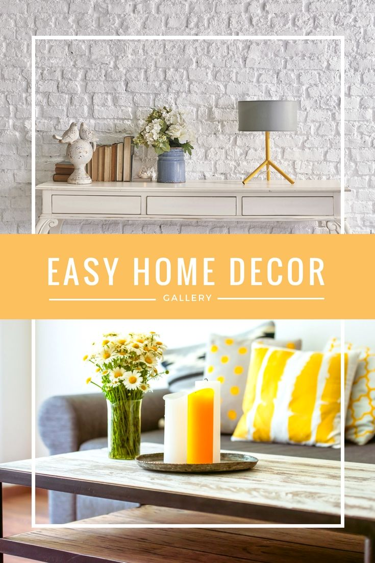 Simple and Easy Home Decor Creative Concepts - Taking These Trouble ...