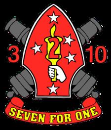 3rd Battalion 10th Marines (3/10) was an artillery battalion
