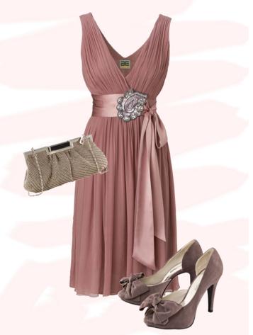 Kleidung Hochzeitsgäste, Kurze Kleider Sind Sehr Elegant ...