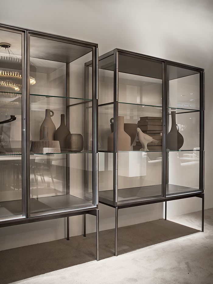 Vitrina galerist de muebles lema aparadores muebles de for Lema muebles