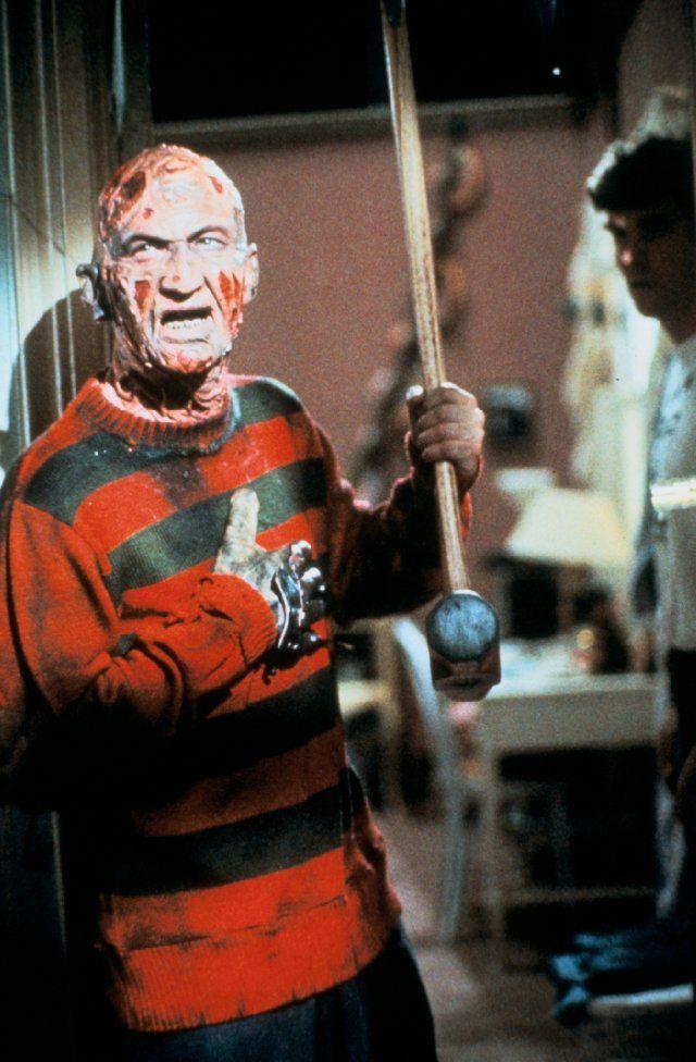 Anoes Behind The Scenes Nightmare On Elm Street A Nightmare On