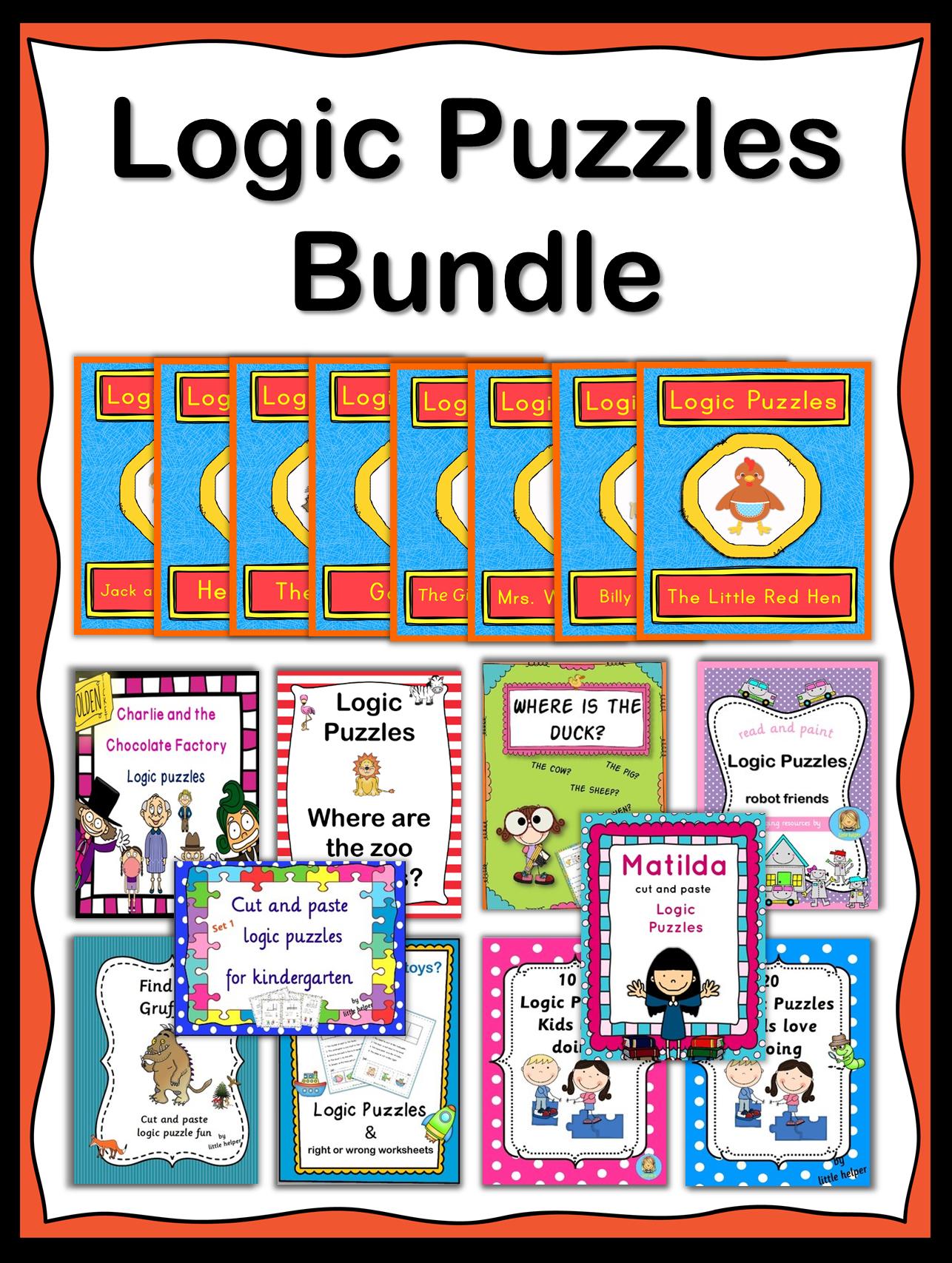 Logic Puzzles Bundle