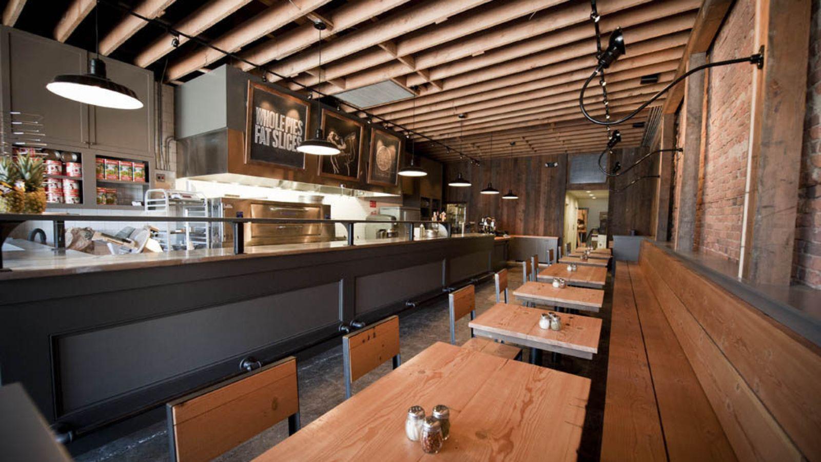 Ethan Stowell S Ballard Pizza Company Now Open Restaurant Interior Design Restaurant Design Fast Casual Restaurant