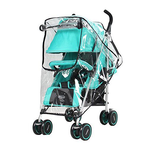 Obecome Universal Baby Stroller Rain Cover Waterproof Umbrella Stroller Wind Dust Shield Cover for Strollers.  sc 1 st  Pinterest & Obecome Universal Baby Stroller Rain Cover Waterproof Umbrella ...