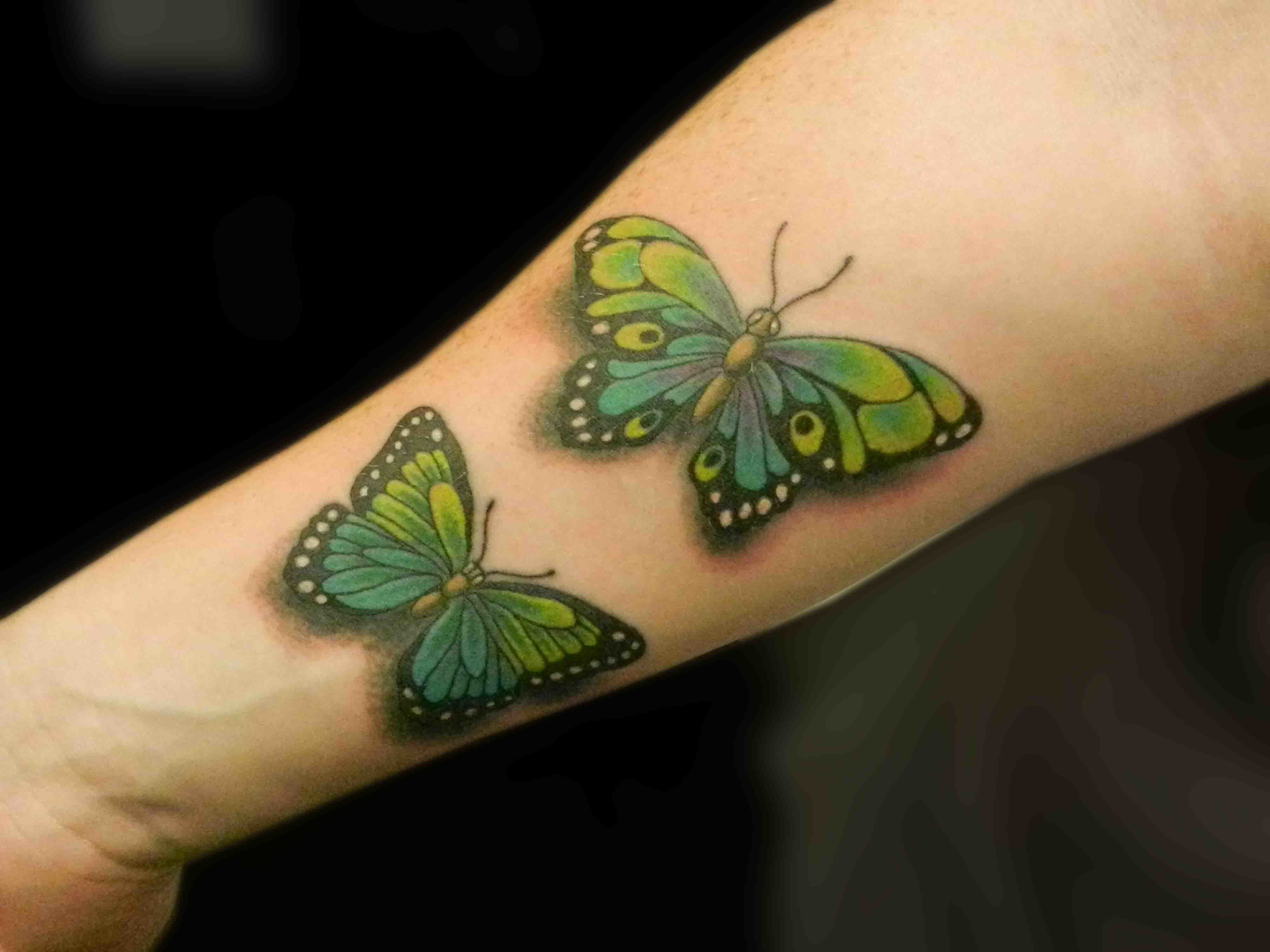 best butterfly tattoos u meanings ideas and designs
