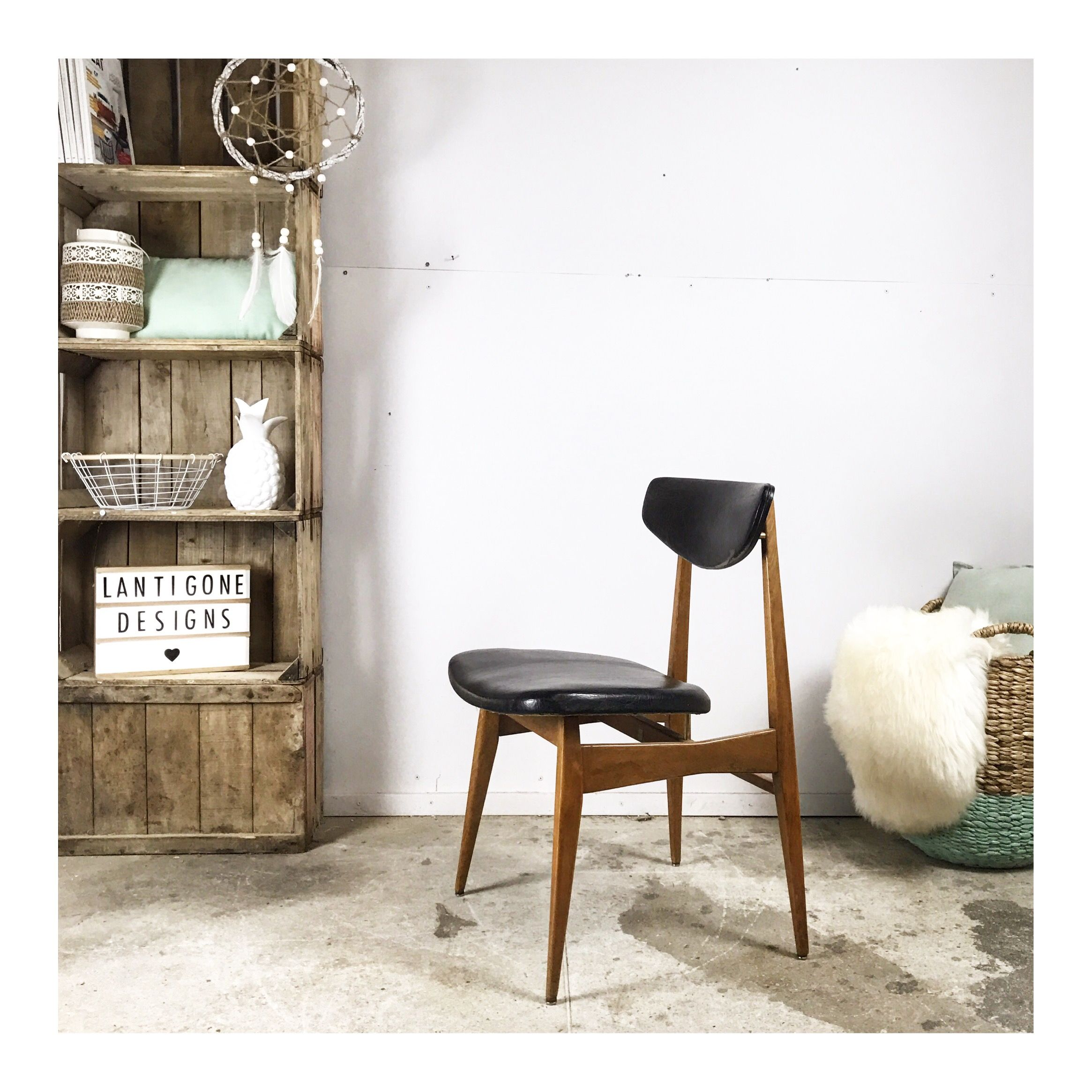 chaise vintage danoise scandinave photography instagood. Black Bedroom Furniture Sets. Home Design Ideas