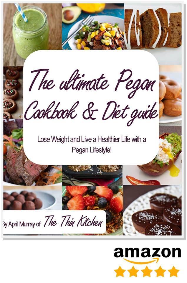 Thin Vegetarian: The Ultimate Cookbook