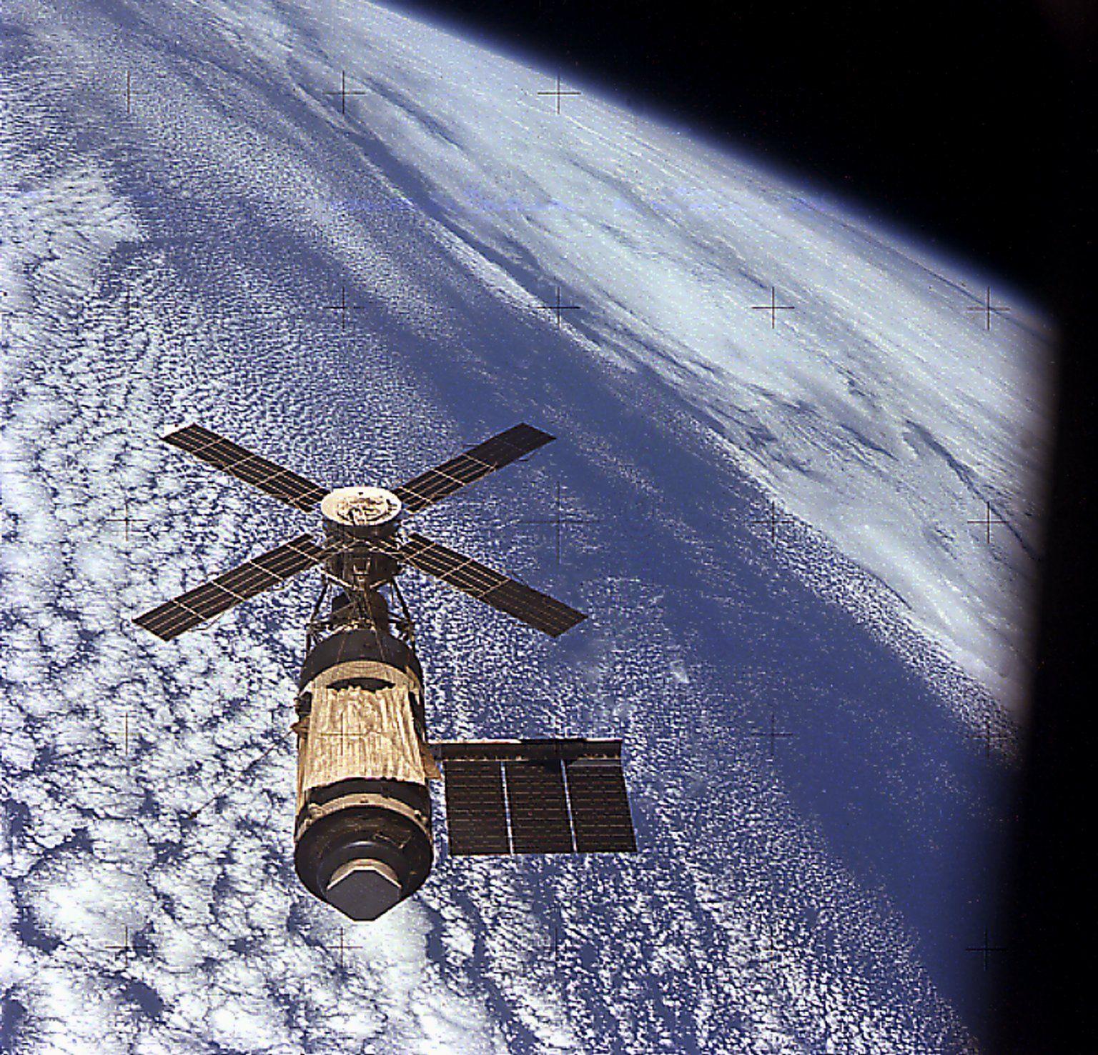 Skylab NASA/Marshall Space Flight Center Free Download