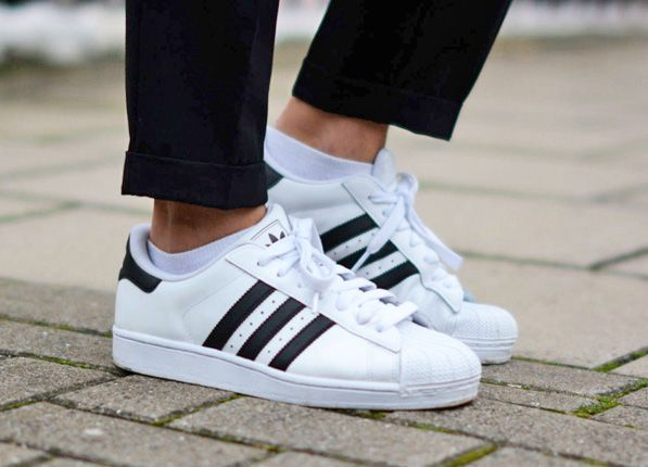 Autumn/Winter 2016 Women / Men  adidas  Superstar 80s Ftwr White/Ftwr White/Core black shoes UK MP5600631